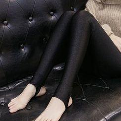 Maine - Fleece-Lined Leggings