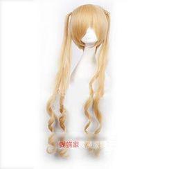 Coshome - 黑色嘉年華 津雲 角色扮演假髮