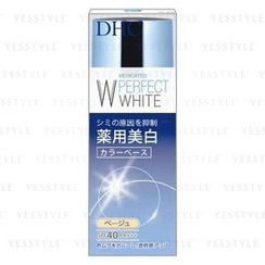 DHC - Medicated Perfect White Color Base SPF 40 PA+++ (Beige)