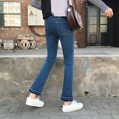 Windflower - 喇叭牛仔裤