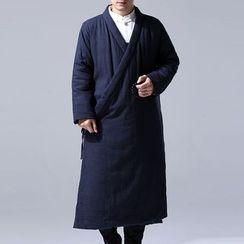 Sparrow Farm - Plain Chinese Robe Coat