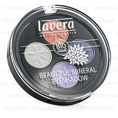 Lavera - Beautiful Mineral Eyeshadow Quattro - # 06 Sophisticated Tones