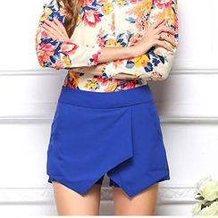 LIVA GIRL - 裹式裙裤