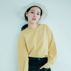 Hanayoshi - Long-Sleeve Loose-Fit Top