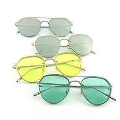 Sunny Eyewear - Double-bridge Sunglasses