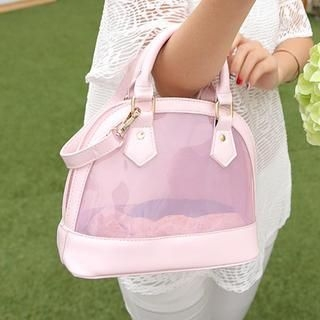 Youshine - Transparent Tote with Strap