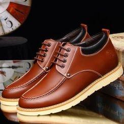 Kayne H - Genuine Leather Oxfords