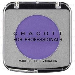 Chacott - Color Makeup Makeup Color Variation Eyeshadow (#671 Deep Purple)