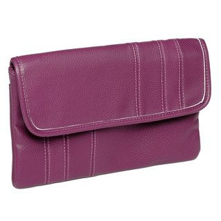 YesStyle Bags - Stitch Detail Clutch
