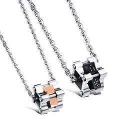 腾翼 - 金属项链