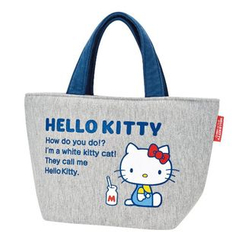 Skater - Hello Kitty Lunch Tote Bag