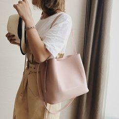 Nautilus Bags - 纯色手提包