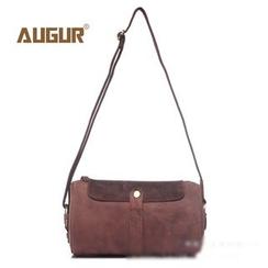 AUGUR - Genuine Leather Shoulder Bag