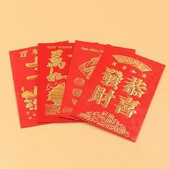 Evora - 六件套: 红封包