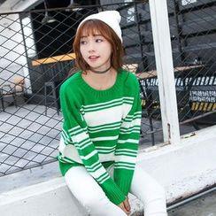 Sienne - Striped Sweater