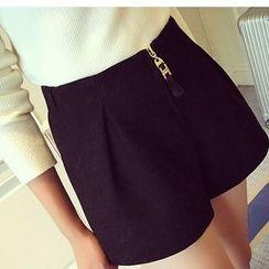 Oaksa - Wide Leg Shorts