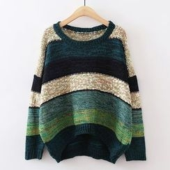 ninna nanna - Color Block Sweater