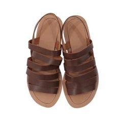 maybe-baby - Strappy Faux-Leather Sandals