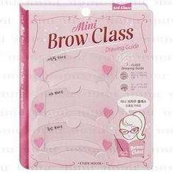 Etude House - Mini Brow Class 3rd Class Drawing Guide