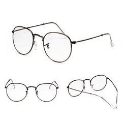 UnaHome Glasses - 金屬鏡框
