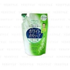 Kose - Softymo AHA White Body Soap (Refill)