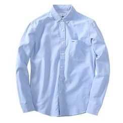 Chuoku - Plain Oxford Shirt