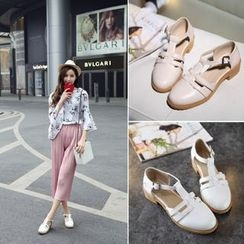 Shoes Galore - Closed Toe Sandals
