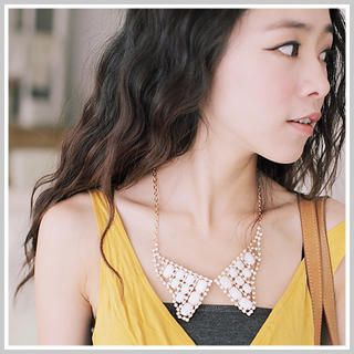 Clair Fashion - Collar Necklace