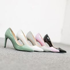 VIVIER - Patent High-Heel Pumps