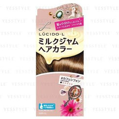 Mandom 漫丹 - Lucido-L Creamy Milk Hair Color (Cafe Chiffon)