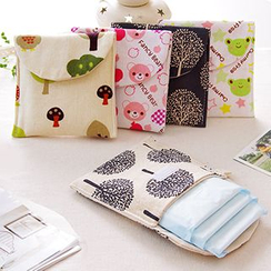 Heureux - Printed Sanitary Pad Pouch