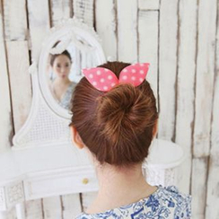 Good Living - Print Hair Bun Tool