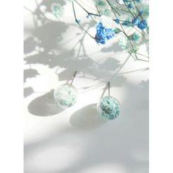 kitsch island - Floral Earrings