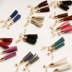 HayHill - Tassel Clip-On Earrings