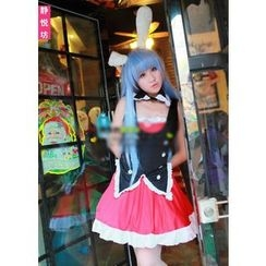 Cosgirl - Halloween Rabbit Party Costume