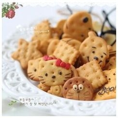 Aurabe - 饼干发圈