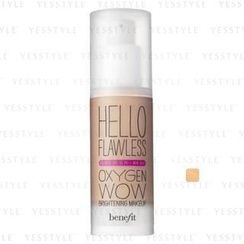 Benefit - Hello Flawless Oxygen WOW! SPF 25 PA+++ (#Petal I'm Plush and Precious)
