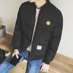 JUN.LEE - Smiley Padded Jacket