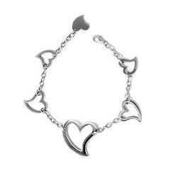 Kamsmak - Dancing Heart Bracelet
