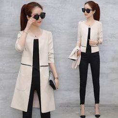 Neeya - Detachable Coat