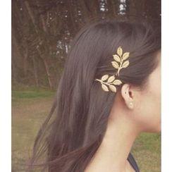 Cometto - Bridal Leaf Hair Clip