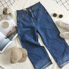 CaraMelody - Loose-fit Jeans
