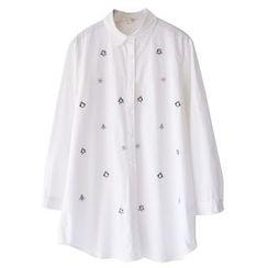 布丁坊 - 長款襯衫