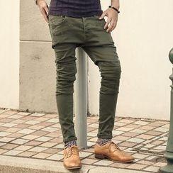 Mannmix - Plain Skinny Jeans