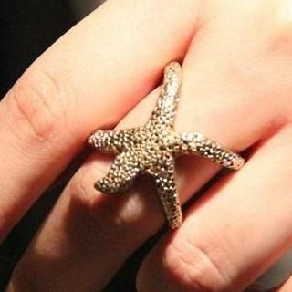 TAIPEI STAR - Starfish Ring