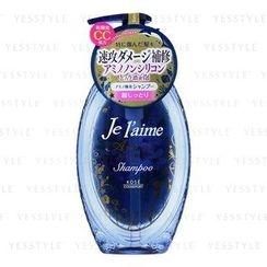 Kose 高絲 - Je l'aime Amino 植物修護洗髮露 (強效保濕)