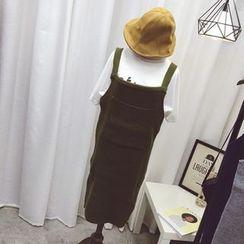 Polaris - 多帶連衣裙