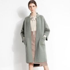 Halona - Ribbed Coat