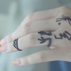Zentangal - 戒指