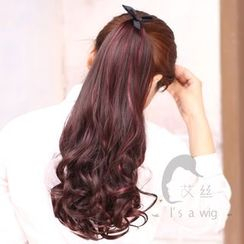 Ashley's - Clip-On Hair Extension - Wavy